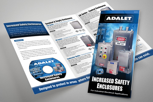 Adalet Increased Safety Brochure & Catalog