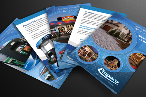 Empaco Corporate Brochure Series