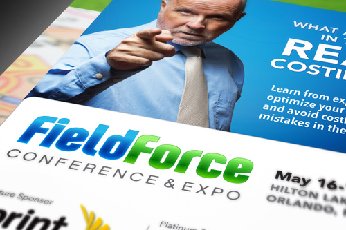 Field Force Expo Branding