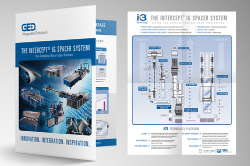 Glass Equipment Development i-3 Process Brochure