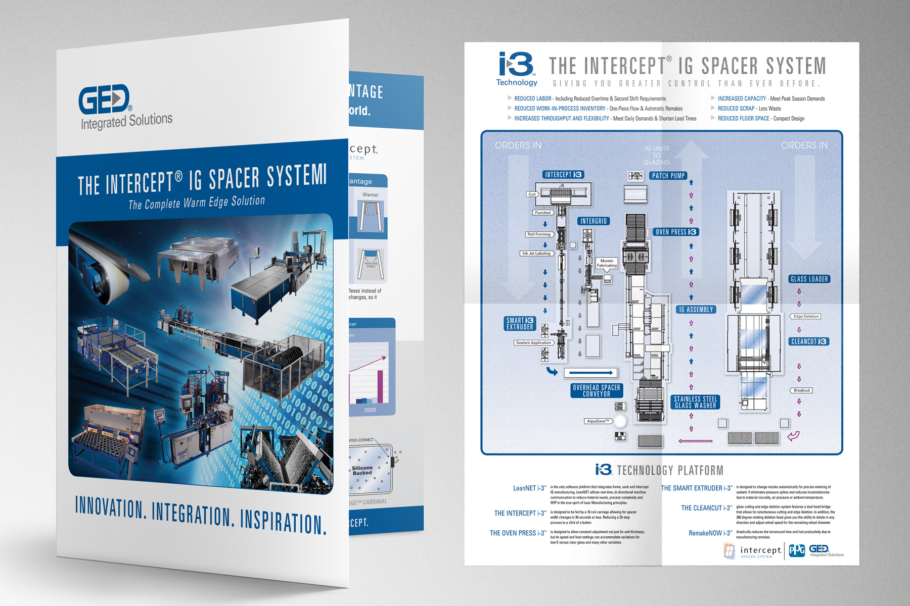 GED brochure design