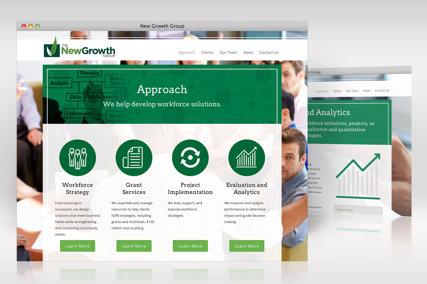 Krizman Design responsive web design