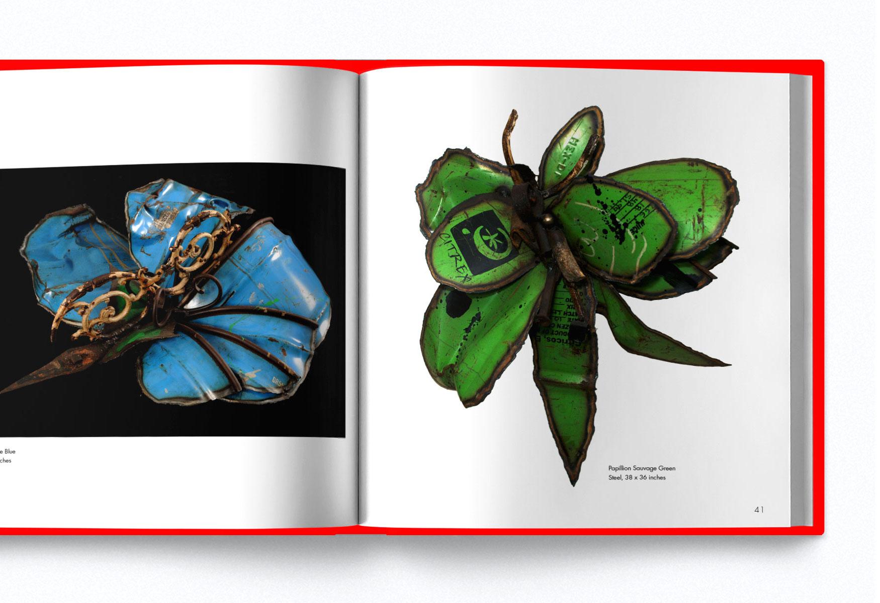 Taira steel butterfly